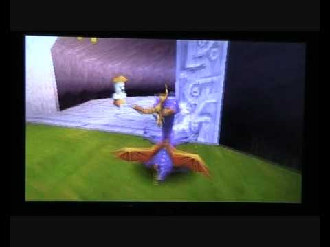 spyro year of the dragon guide