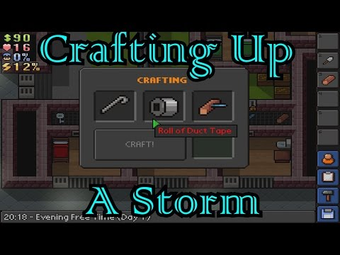the escapists crafting guide xbox one