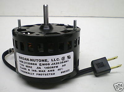 broan nutone replacement parts guide